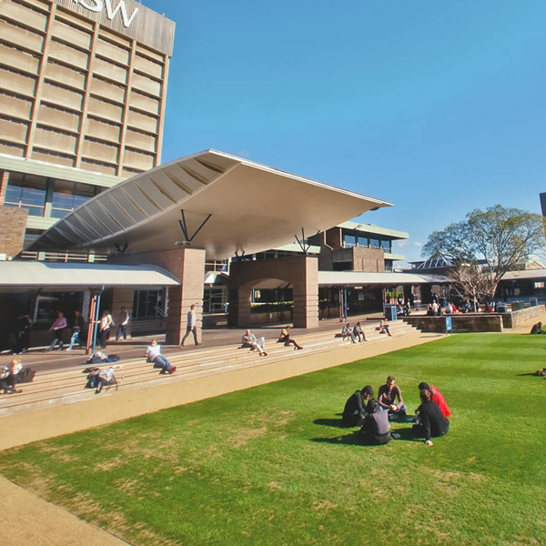 international students University of New South Wales